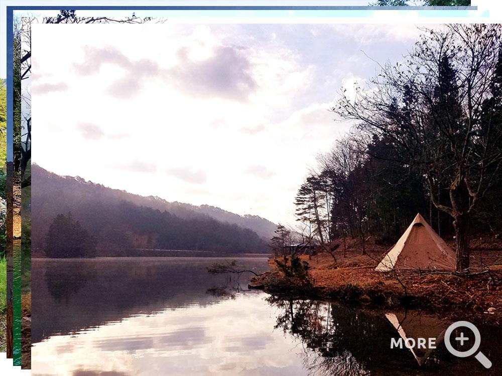 湖畔サイト